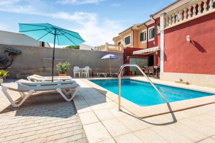 Holiday homeSpain - Balearic Islands: Villa Malen's Mallorca  [2]