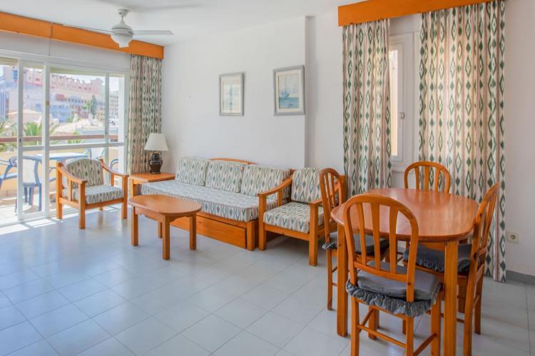 Holiday homeSpain - Costa Tropical/de Almeria: Apartamentos Macael apartamento 201  [4]