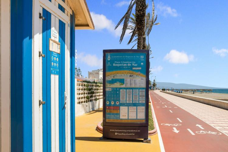 Holiday homeSpain - Costa Tropical/de Almeria: Apartamentos Macael apartamento 201  [30]