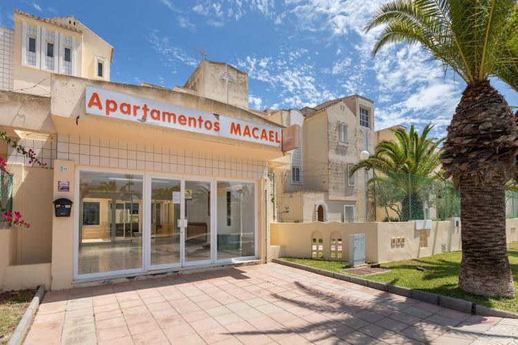 Holiday homeSpain - Costa Tropical/de Almeria: Apartamentos Macael apartamento 201  [9]