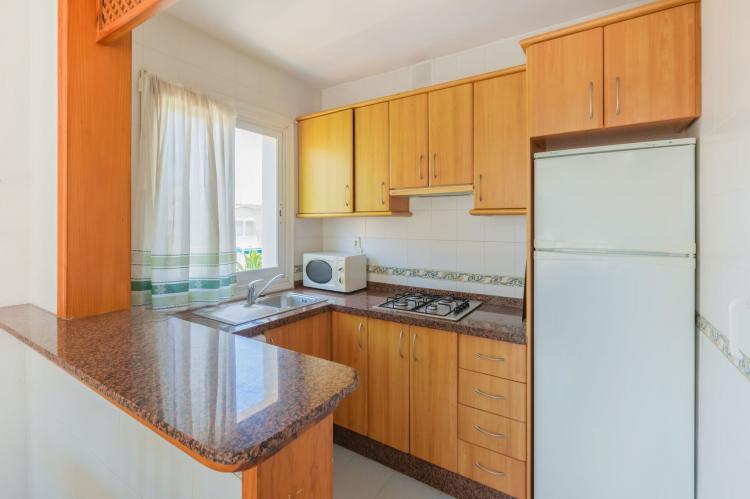Holiday homeSpain - Costa Tropical/de Almeria: Apartamentos Macael apartamento 201  [19]