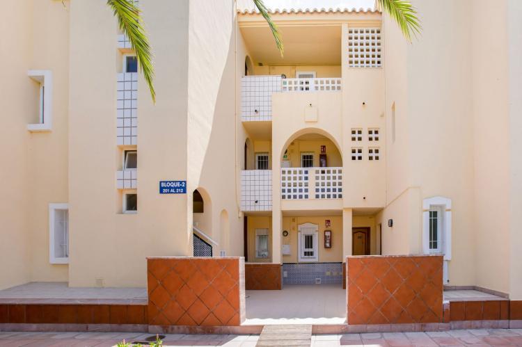 Holiday homeSpain - Costa Tropical/de Almeria: Apartamentos Macael apartamento 201  [1]