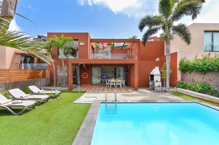 Holiday homeSpain - Canary Islands: Villa Las Terrazas 21  [2]