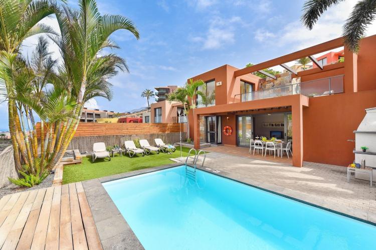 Holiday homeSpain - Canary Islands: Villa Las Terrazas 21  [3]