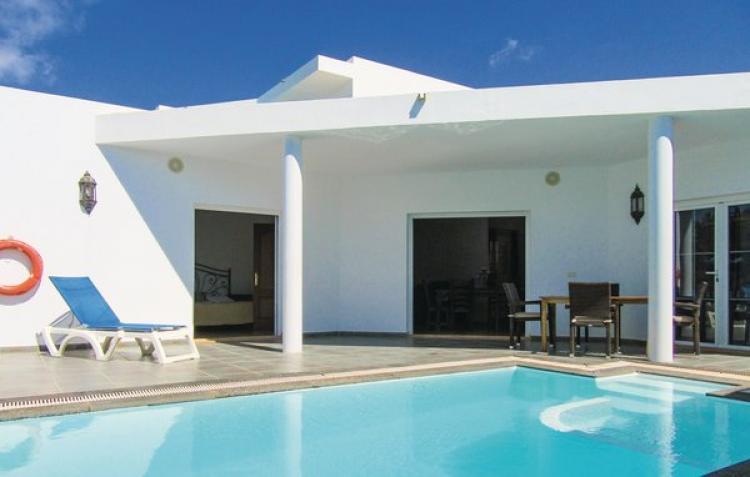 VakantiehuisSpanje - Canarische Eilanden: Villas Del Mar  [1]