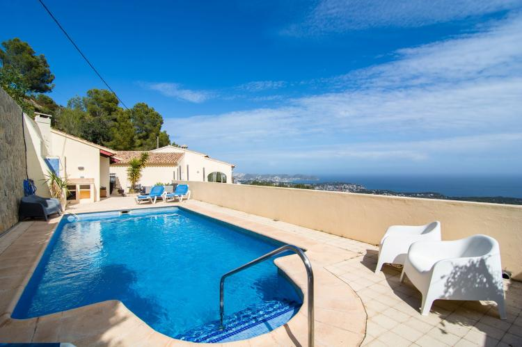 Holiday homeSpain - Costa Blanca: Casa Eldorado  [1]