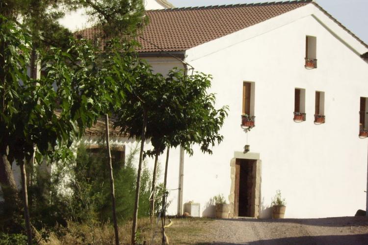VakantiehuisSpanje - Catalonië Binnenland: Mas Set Rengs 3  [1]