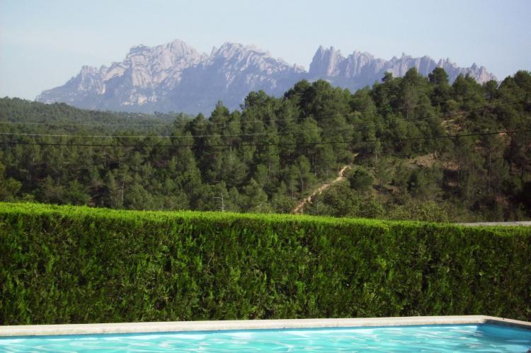 VakantiehuisSpanje - Catalonië Binnenland: Mas Set Rengs 3  [15]