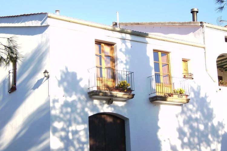 VakantiehuisSpanje - Catalonië Binnenland: Mas Set Rengs 3  [2]