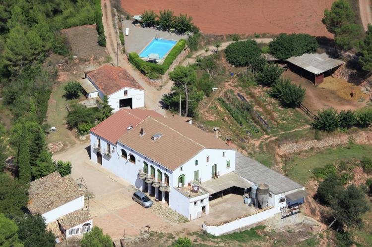 Holiday homeSpain - Catalonia Inland: Mas Set Rengs 1  [1]