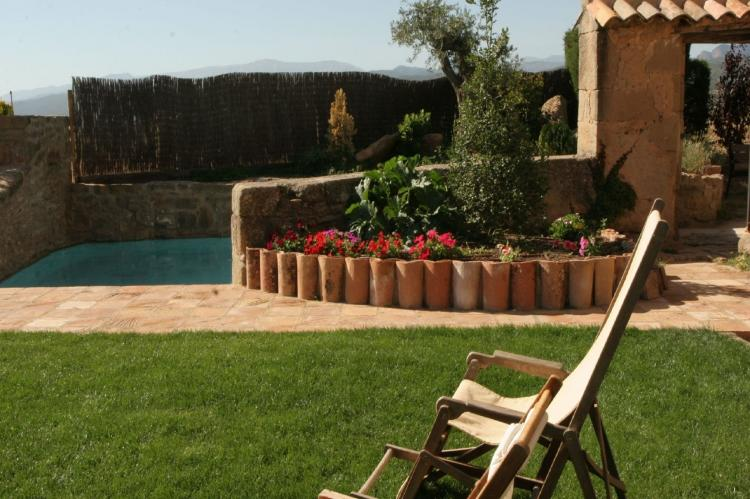VakantiehuisSpanje - Catalonië Binnenland: Can Guilella  [30]