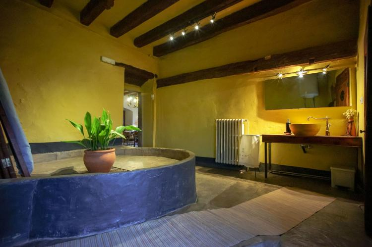 VakantiehuisSpanje - Catalonië Binnenland: Can Guilella  [20]