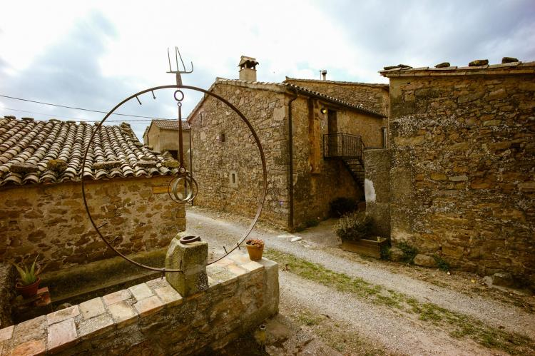 VakantiehuisSpanje - Catalonië Binnenland: Can Guilella  [32]