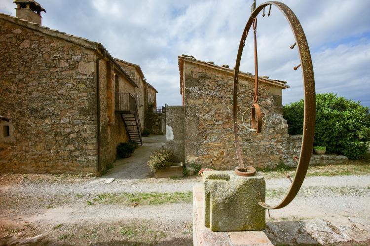 VakantiehuisSpanje - Catalonië Binnenland: Can Guilella  [31]