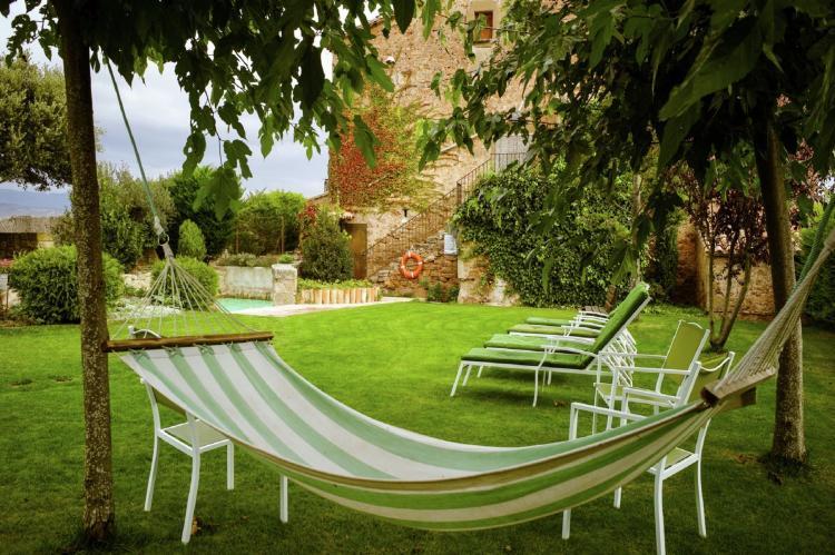 VakantiehuisSpanje - Catalonië Binnenland: Can Guilella  [29]