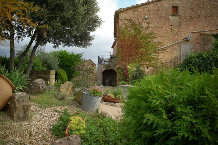 VakantiehuisSpanje - Catalonië Binnenland: Can Guilella  [33]