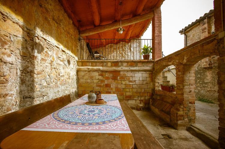 VakantiehuisSpanje - Catalonië Binnenland: Can Guilella  [23]