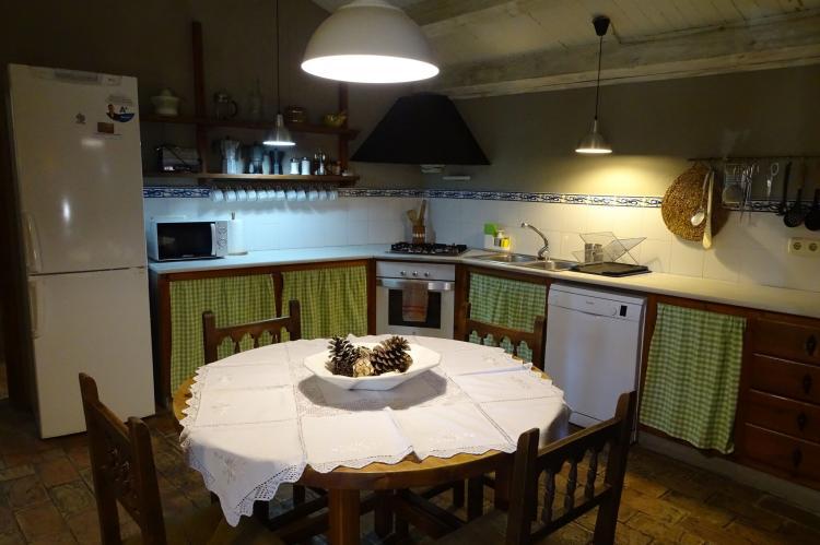 VakantiehuisSpanje - Catalonië Binnenland: Can Guilella  [10]