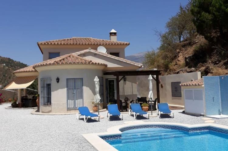 Holiday homeSpain - Costa del Sol: Casa Marques  [1]
