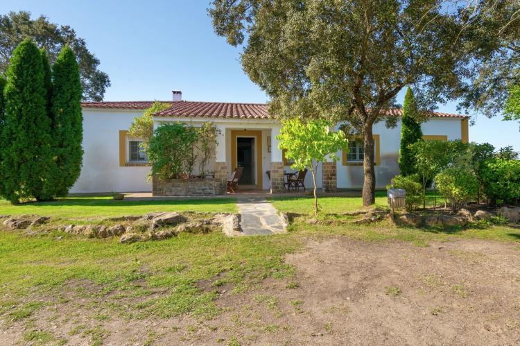 VakantiehuisSpanje - Extremadura: Malvarrosa  [1]