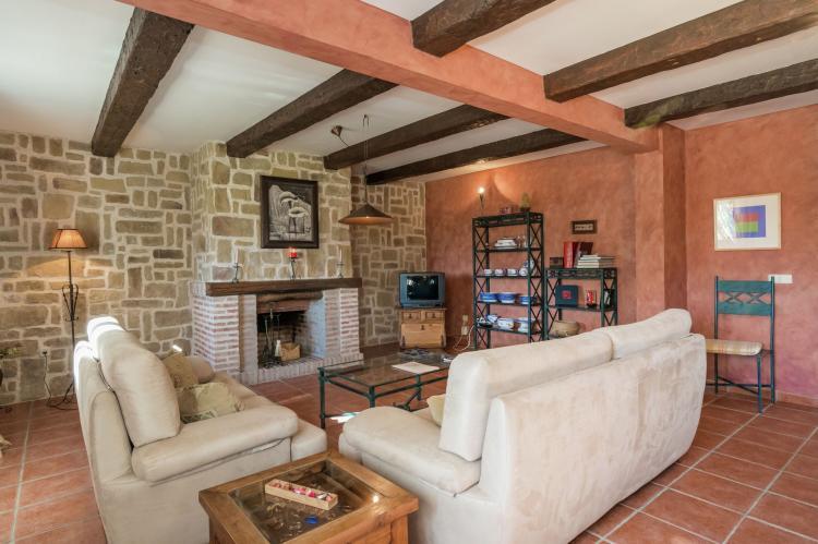 VakantiehuisSpanje - Extremadura: Malvarrosa  [8]