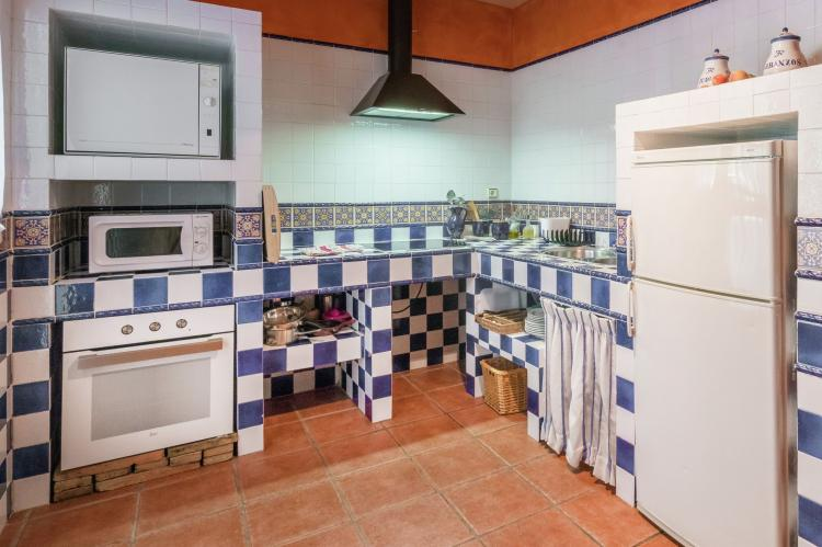 VakantiehuisSpanje - Extremadura: Malvarrosa  [9]