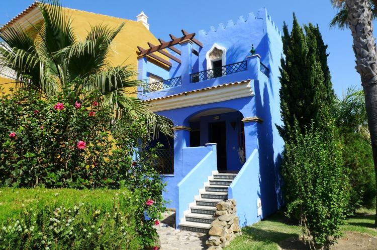 VakantiehuisSpanje - Costa de la Luz: La Casa Azúl  [1]