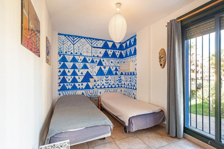VakantiehuisSpanje - Costa de la Luz: La Casa Azúl  [18]