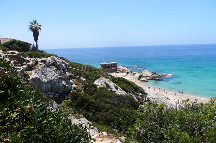 VakantiehuisSpanje - Costa de la Luz: La Casa Azúl  [35]