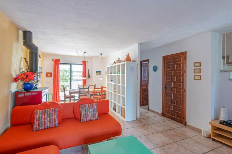 VakantiehuisSpanje - Costa de la Luz: La Casa Azúl  [9]