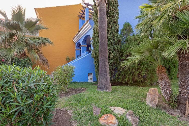 VakantiehuisSpanje - Costa de la Luz: La Casa Azúl  [27]