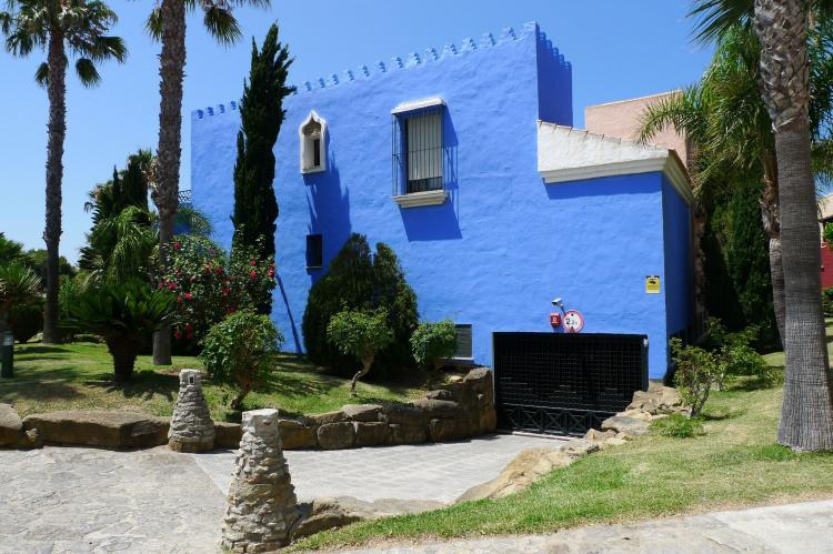 VakantiehuisSpanje - Costa de la Luz: La Casa Azúl  [32]
