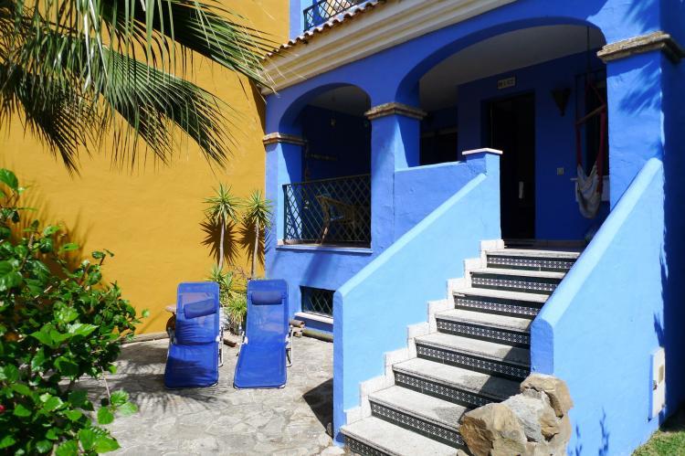 VakantiehuisSpanje - Costa de la Luz: La Casa Azúl  [6]
