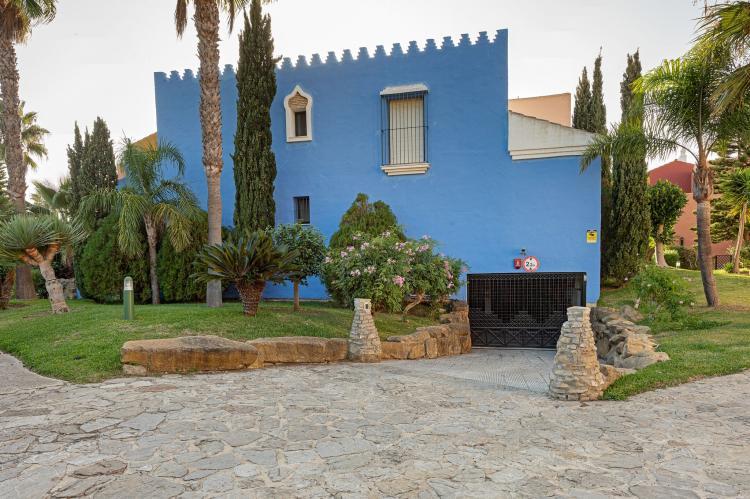 VakantiehuisSpanje - Costa de la Luz: La Casa Azúl  [7]