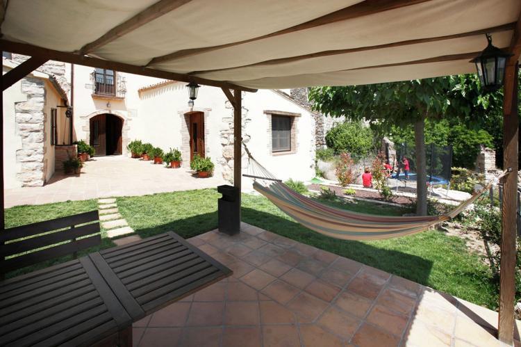 VakantiehuisSpanje - Catalonië Binnenland: Cal Grapissó  [35]