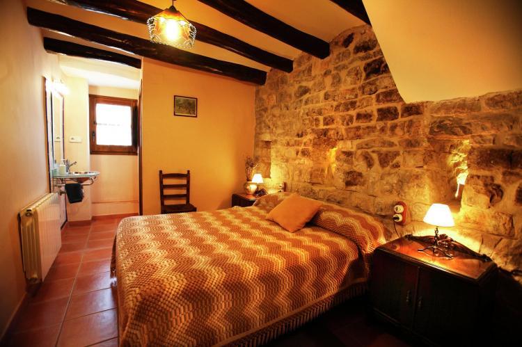 VakantiehuisSpanje - Catalonië Binnenland: Cal Grapissó  [20]