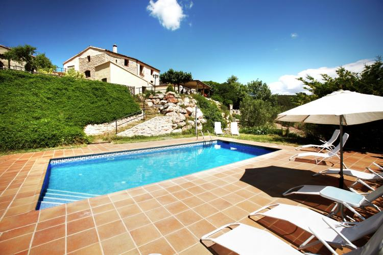 VakantiehuisSpanje - Catalonië Binnenland: Cal Grapissó  [8]