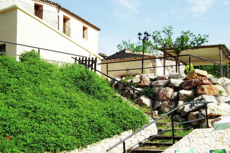 VakantiehuisSpanje - Catalonië Binnenland: Cal Grapissó  [36]
