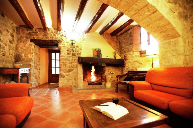 VakantiehuisSpanje - Catalonië Binnenland: Cal Grapissó  [12]