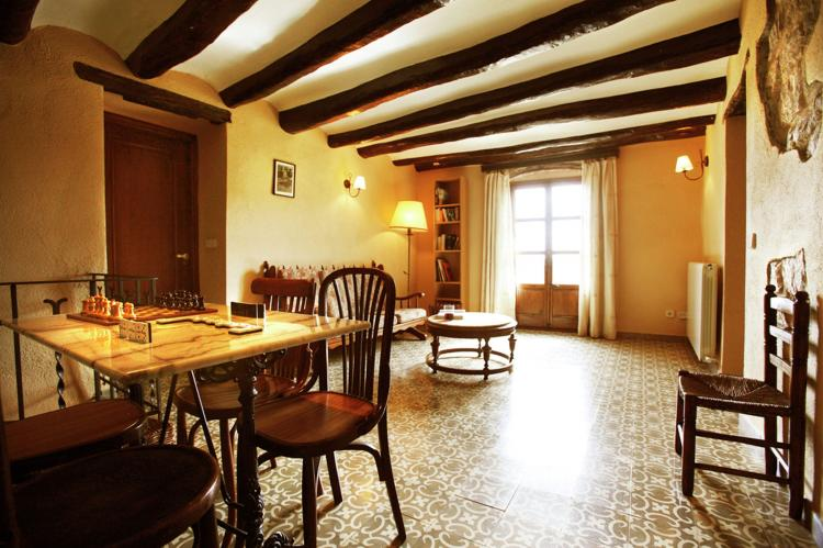 VakantiehuisSpanje - Catalonië Binnenland: Cal Grapissó  [17]