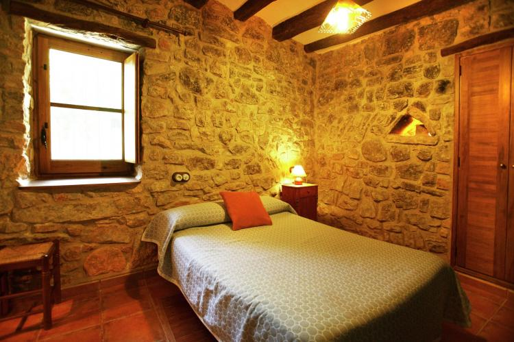 VakantiehuisSpanje - Catalonië Binnenland: Cal Grapissó  [21]
