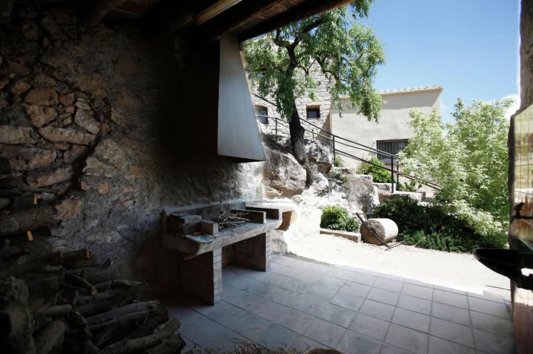 VakantiehuisSpanje - Catalonië Binnenland: Cal Grapissó  [6]