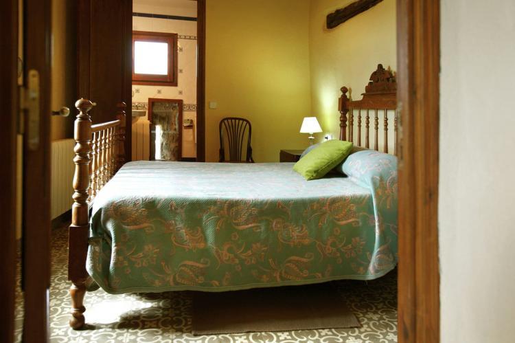 VakantiehuisSpanje - Catalonië Binnenland: Cal Grapissó  [26]