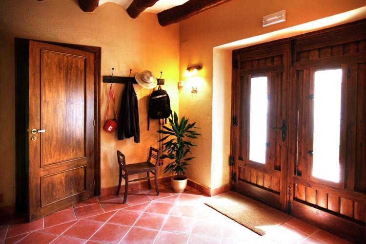 VakantiehuisSpanje - Catalonië Binnenland: Cal Grapissó  [10]