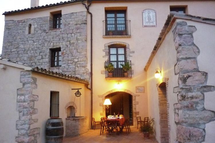 VakantiehuisSpanje - Catalonië Binnenland: Cal Grapissó  [5]