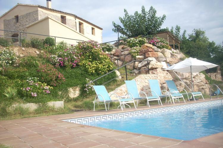 VakantiehuisSpanje - Catalonië Binnenland: Cal Grapissó  [1]