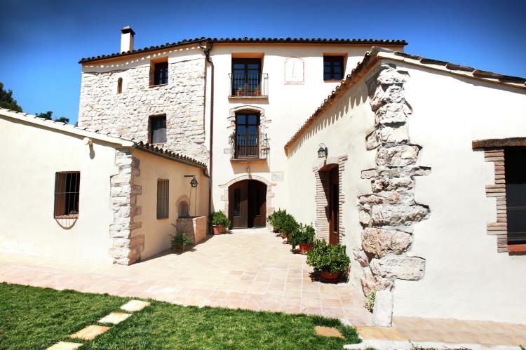 VakantiehuisSpanje - Catalonië Binnenland: Cal Grapissó  [2]