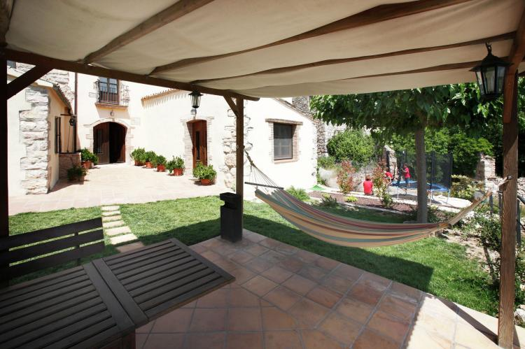VakantiehuisSpanje - Catalonië Binnenland: Cal Grapissó  [4]