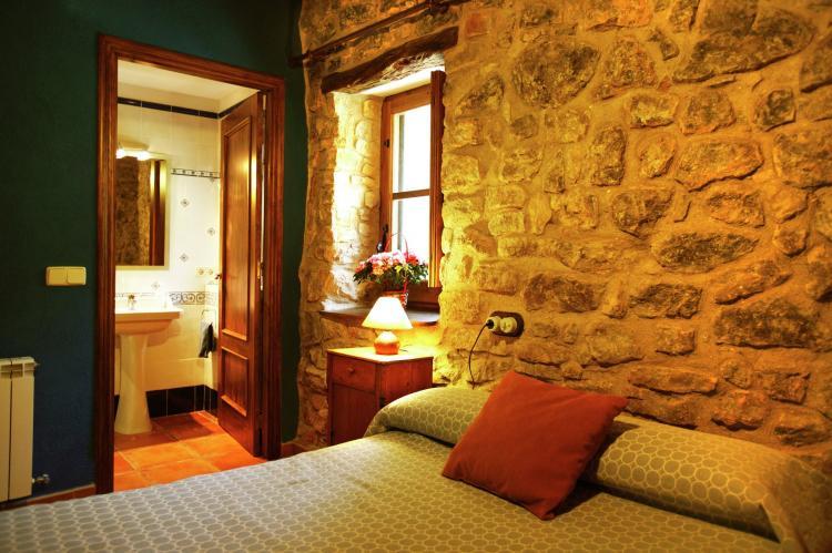 VakantiehuisSpanje - Catalonië Binnenland: Cal Grapissó  [22]