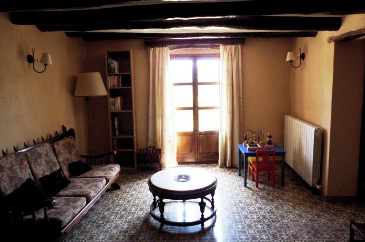 VakantiehuisSpanje - Catalonië Binnenland: Cal Grapissó  [18]